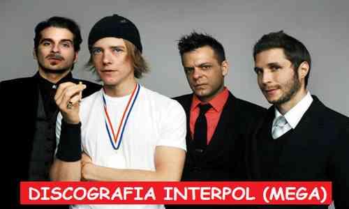 Discografia Interpol Mega Completa 320 Kbps