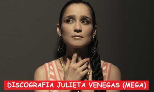 Discografia Julieta Venegas Mega Completa 1 Link