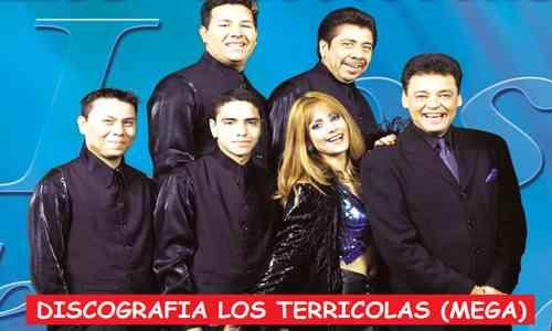 Discografia Los Terricolas Mega Completa Grandes Exitos