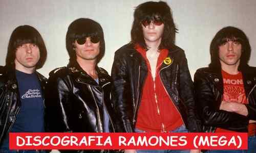 Discografia Ramones Mega Completa 320 Kbps