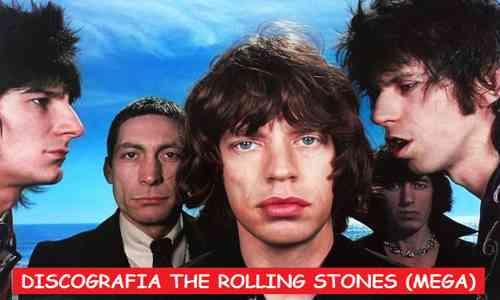 Discografia The Rolling Stones Mega 1 Link Completa