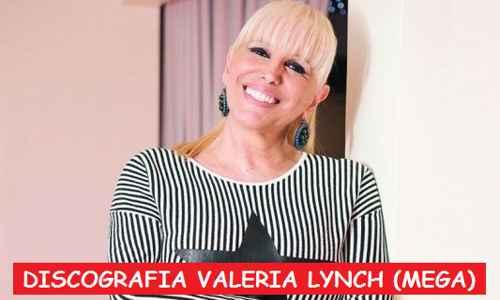 Discografia Valeria Lynch Mega Completa Grandes Exitos