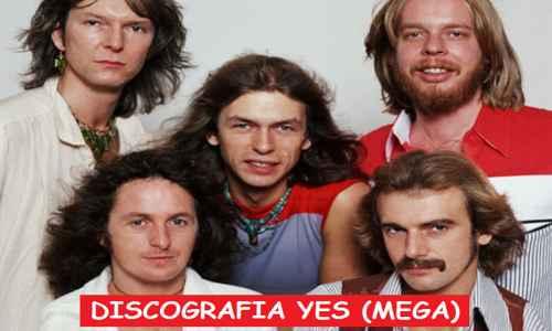 Discografia Yes Mega Completa Albums