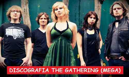 Discografia The Gathering Mega Completa Albums