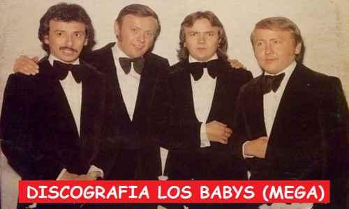 Discografia Los Babys Mega Completa Exitos
