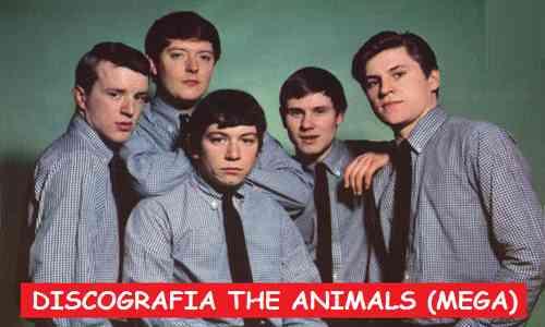 Discografia The Animals Mega Completa 320 Kbps