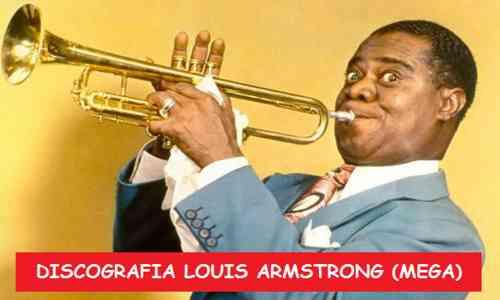 Discografia Louis Armstrong Mega Completa Greatest Hits