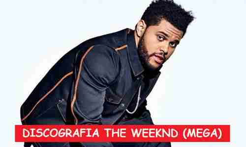 Descargar Discografia The Weeknd Mega Completa